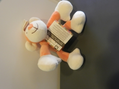 Bio - Hundespielzeug Affe