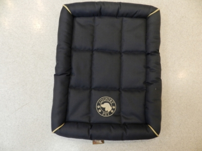 Country Pet dog mat navy blue