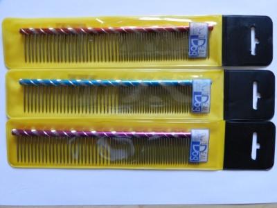 Idealdog hairdressing comb 50/50 19cm