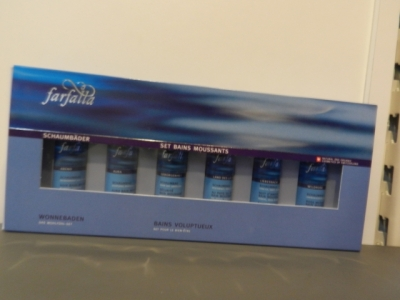 Delight bathing, the feel-good set 6 x 20 ml